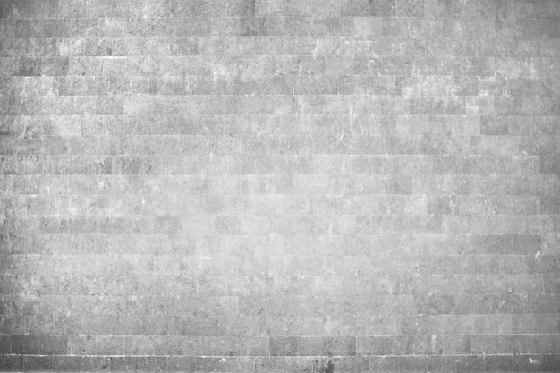 Brick blocks texture of light grey color