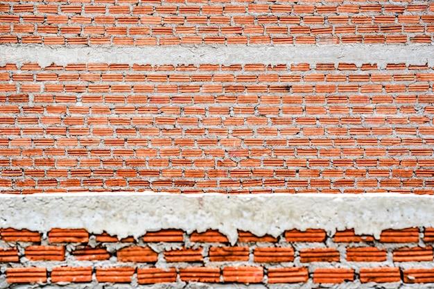 Кирпичное здание стены текстуры фона