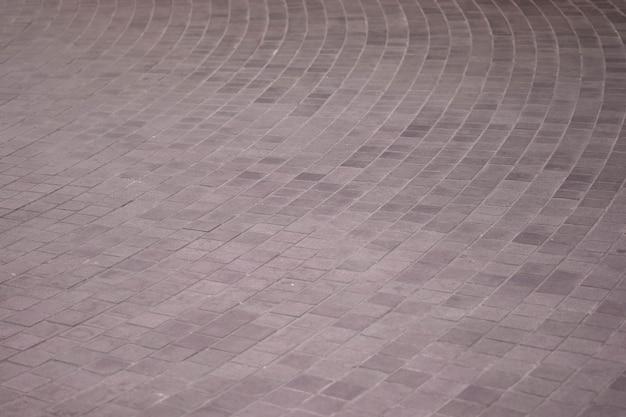 Brick floor for background