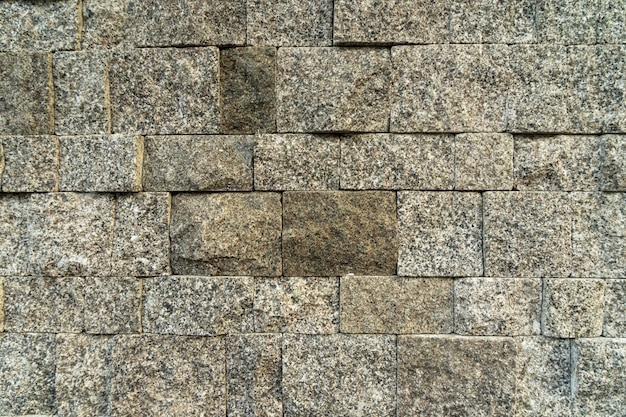 Brick rock texture for background