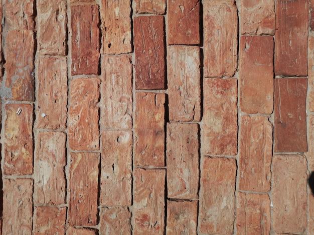 Brick texture surface. Premium Photo