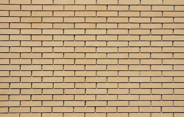 벽돌 벽. 배경 또는 질감