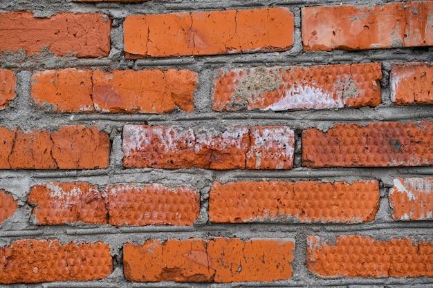 Кирпичная стена фон