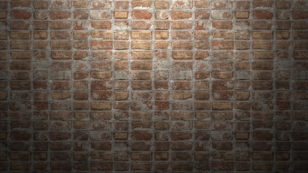 벽돌 벽 배경