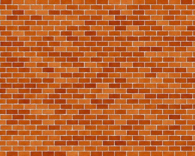 Brick wall seamless background