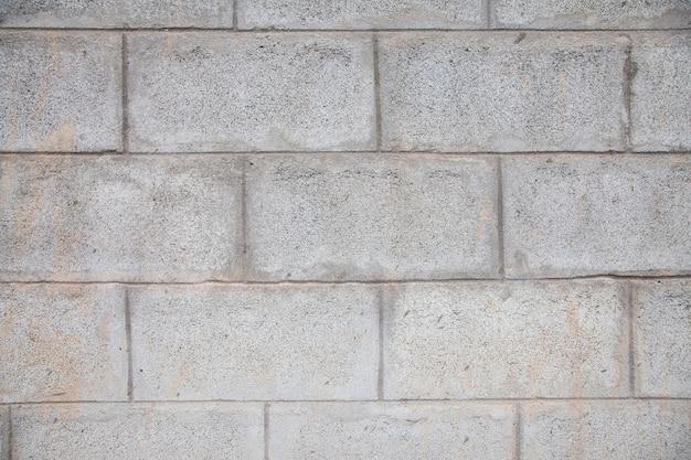 Brick wall surface