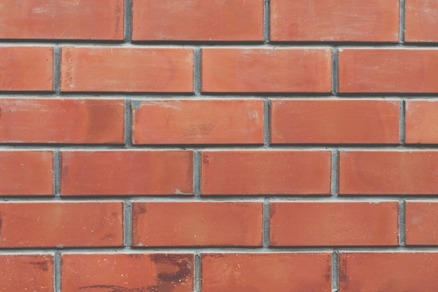 Brick wall texture and background with copy space