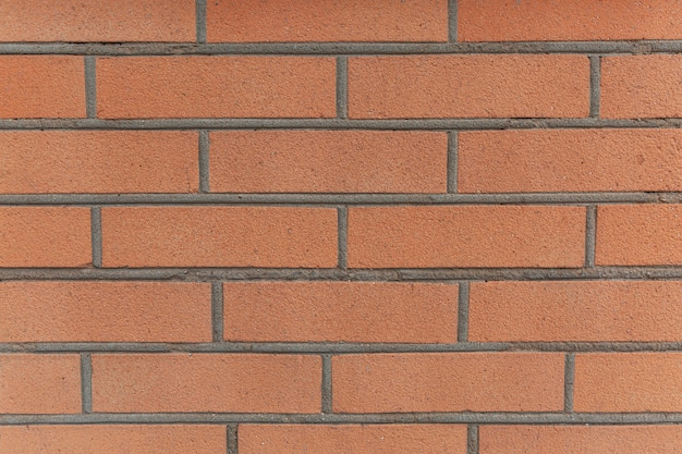 Brick wall texture. close-up. background. space for text.