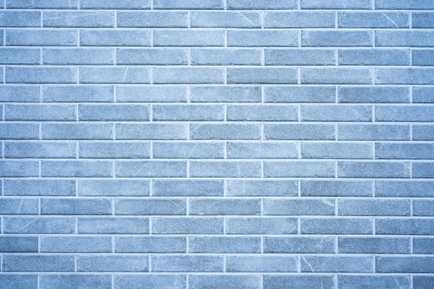 Brick wall. texture of gray brick with white filling