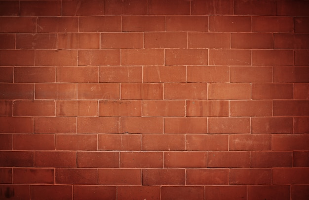 Brick wall textured backgrounds built structure concept