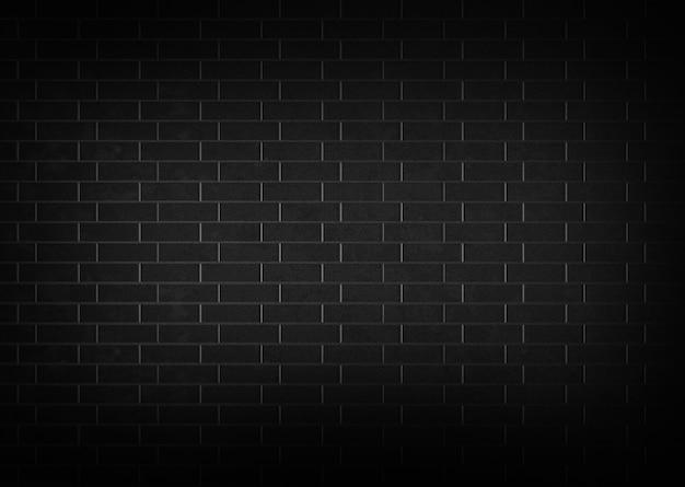 벽돌 벽 텍스처 검은 벽 배경