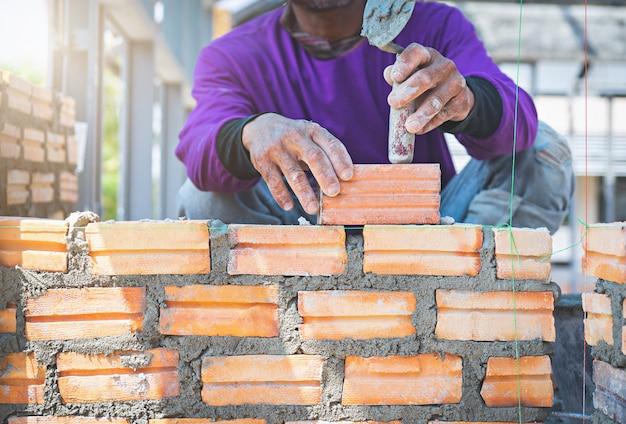 Каменщик рабочий