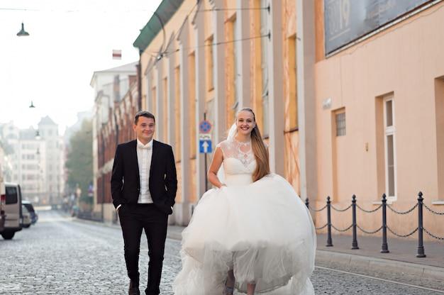 Жених и невеста до свадьбы