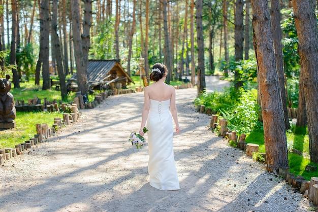 白いドレスの花嫁