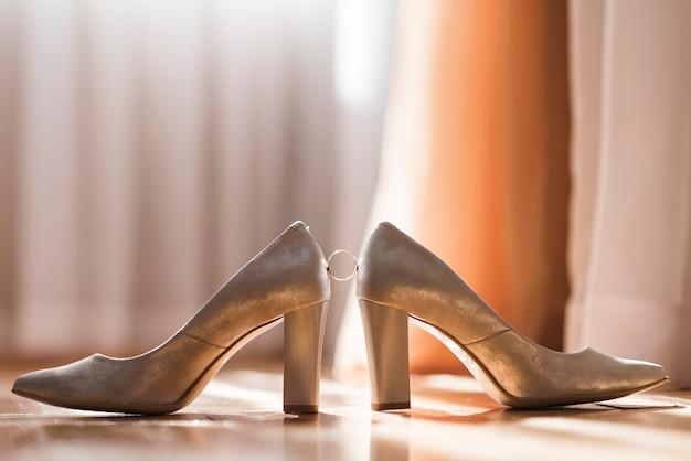 신부 신발