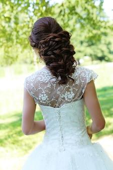 Sposa il giorno del matrimonio