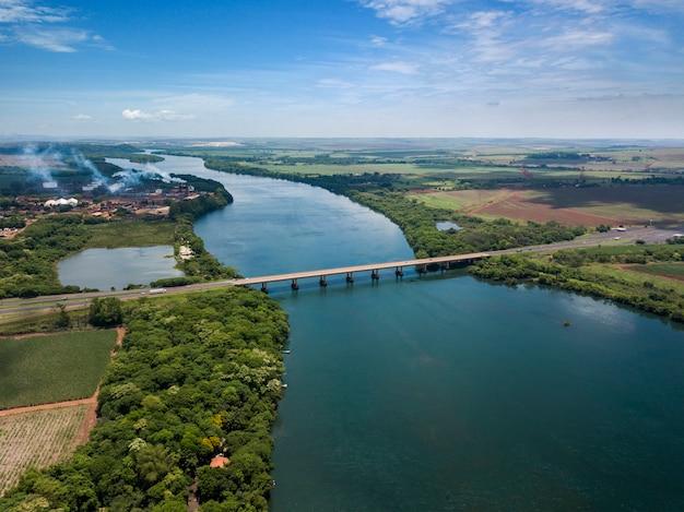 Мост между штатами сан-паулу