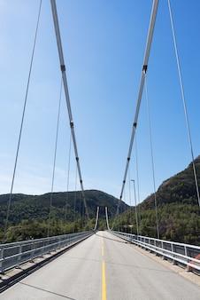 Мост в норвегии