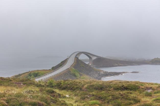 다리 노르웨이, 대서양 해변