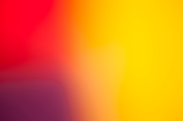 Bright background of blurry colors