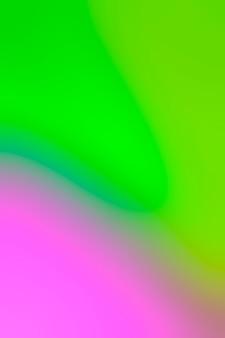 Brillante fusione di colori