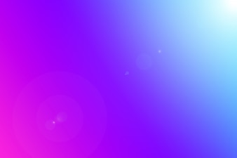 Bright Blue Purple Pink Color and Flare light Background