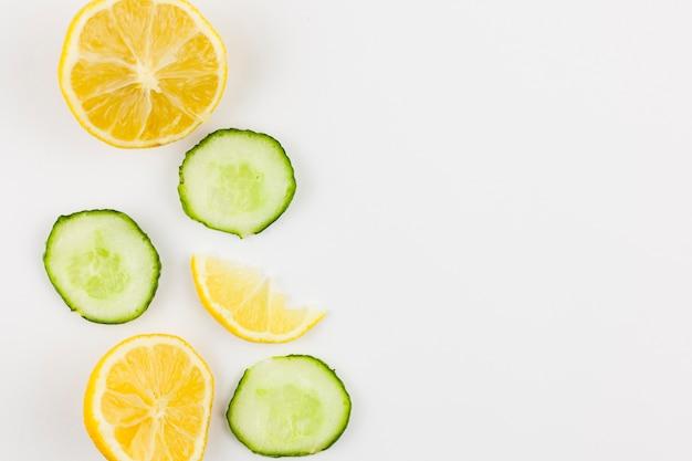 Bright citrus fruit composition