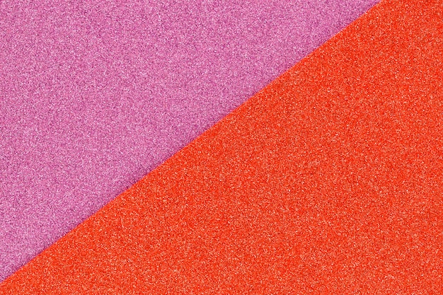 Bright colored texture with grains