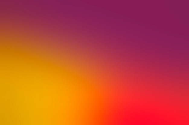 Bright colorful abstraction with gradient