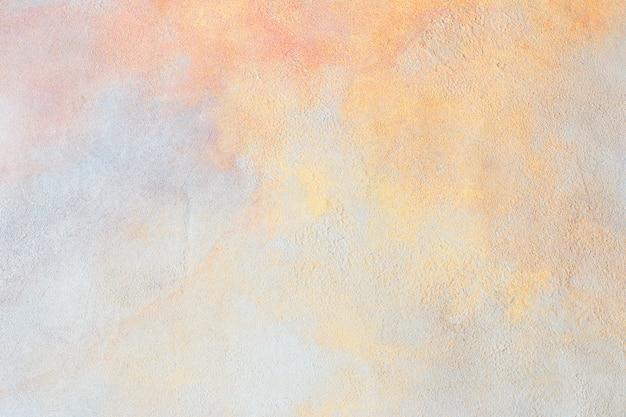 Яркий бетонный фон и свободное место для текста