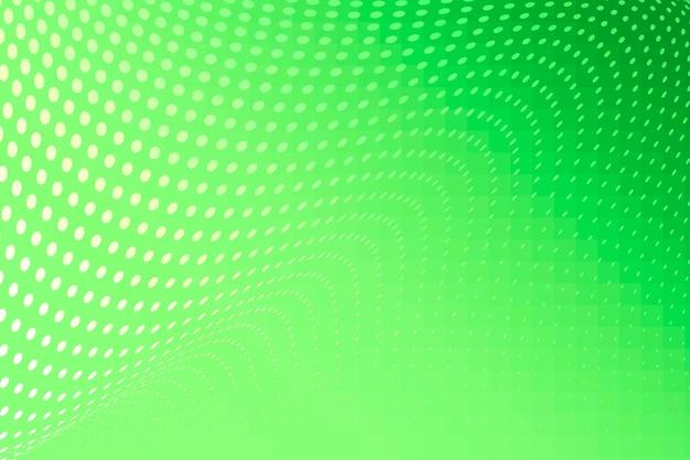 Ярко-зеленый полутоновый фон