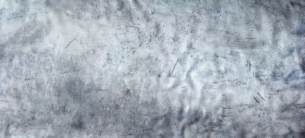 Bright metal texture, panoramic stainless steel background