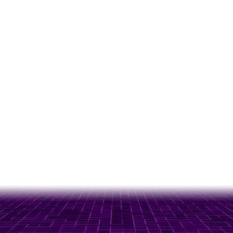 テクスチャの背景に明るい紫色の正方形のモザイク。