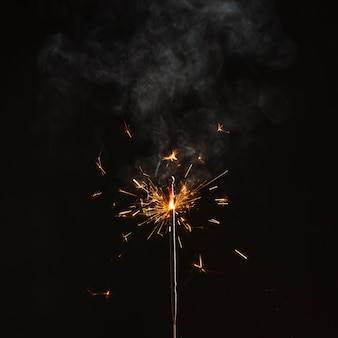 Bright sparks on bengal light