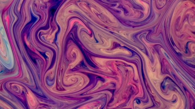 Bright wavy abstract fluid background