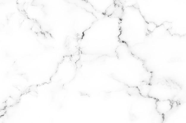 明るい白の天然大理石のテクスチャ
