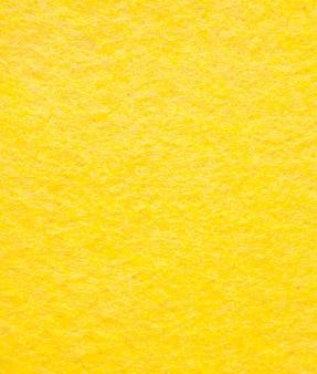 Bright yellow viscose cloth