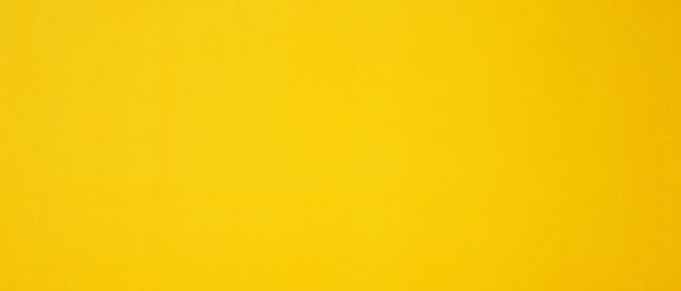 明るい黄色の壁と背景