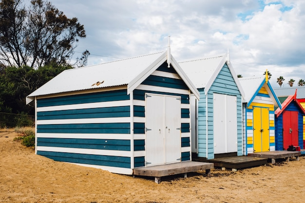 Brighton bathing box