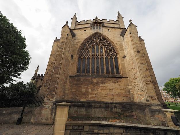 Бристольский собор в бристоле