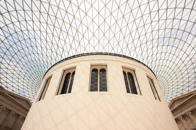 British museum architecture
