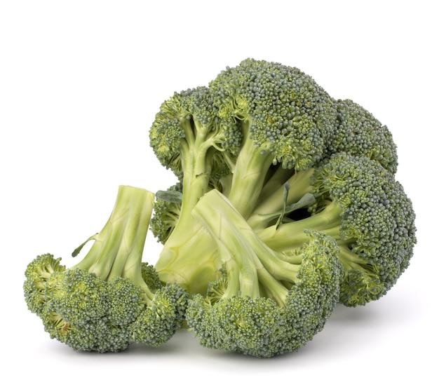 分離されたブロッコリー野菜