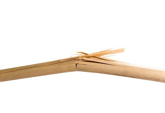 Сломанные деревянные доски