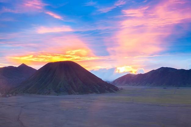 Bromo mountain indonesia