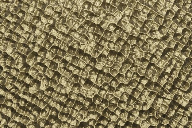 ブロンズテクスチャの背景。金色の織り目加工の壁。 3dレンダリング。