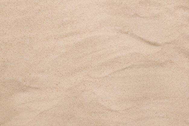 Sfondo marrone, texture sabbia naturale
