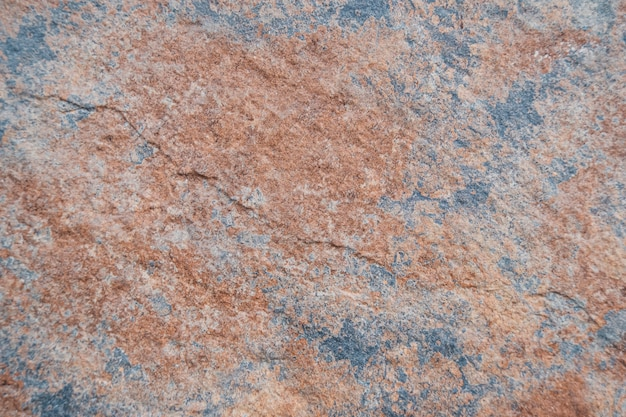 Brown and blue stone wall background