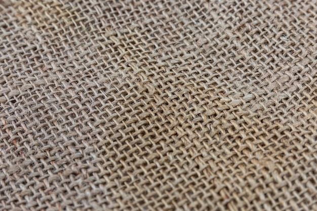 Brown canvas texture. close-up. background. space for text.