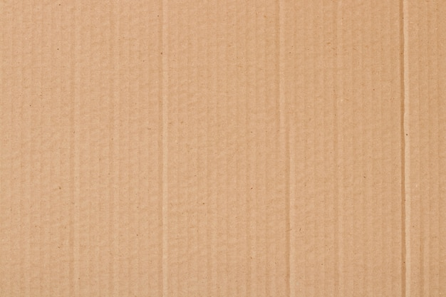 Brown cardboard sheet abstract background, texture of recycle paper box in old vintage surface for design art work.