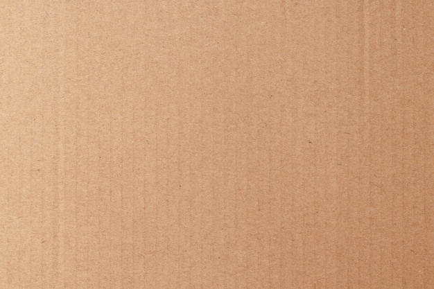 Brown cardboard sheet abstract, texture of recycle paper box in old vintage pattern for design art work.